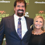 Bill Busbice and Beth Busbice attend the Duck Commander Musical in Las Vegas, NV
